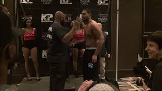 King's Promotions weigh in, Carto vs Smith, March 1, 2018