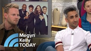 Meet The 'Fab 5' From The New 'Queer Eye For The Straight Guy' | Megyn Kelly TODAY