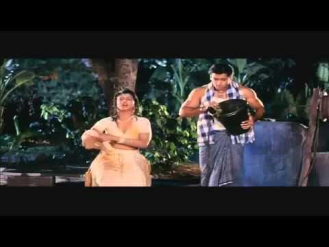 Ramba Hot Scene in Saree