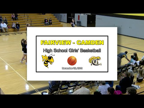 2016 1 26 FVHS SPORT Basketball Girls vs Camden