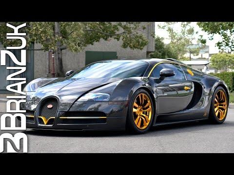 Mansory Linea Vincero d'Oro Bugatti Veyron