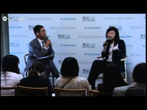 [WSJ Cafe Korea] Session#3. 여성 인재를 위한 사회