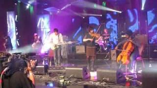 Canadian Music Week Indie Awards part 1 Hey Rosetta!
