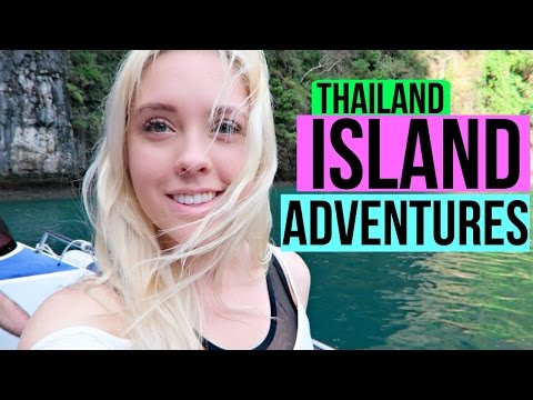 Thailand Islands + Beaches | Ashley Nichole