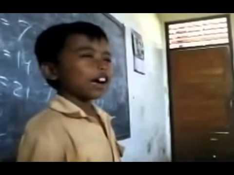 Video Lucu Anak Kecil Nyanyi Garuda Pancasila Dijamin Ngakak !   YouTube
