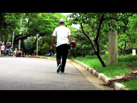 LONGBOARD SKATE - ADRIANO AZIZ - PRIOIRITY LONGBOARD