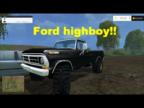 Ford Farming Simulator 2015 Farming Simulator 2015 Ford