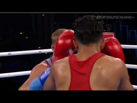 ЧМ-2017 (56kg) Николай Буценко (UKR) — Гарав Бидхури (IND)
