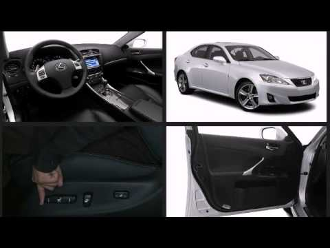 2012 Lexus IS 350 Video