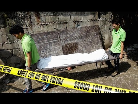 """New Philippines President Kills 45 """"Drug Dealers"""" Without Trial"""
