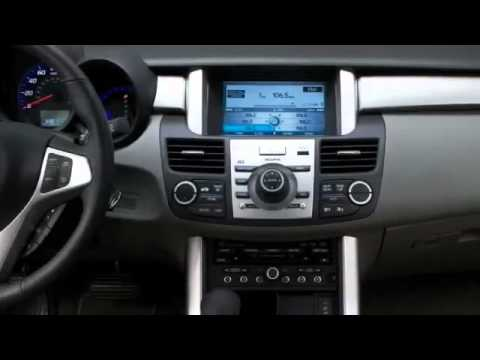 2009 Acura RDX Video