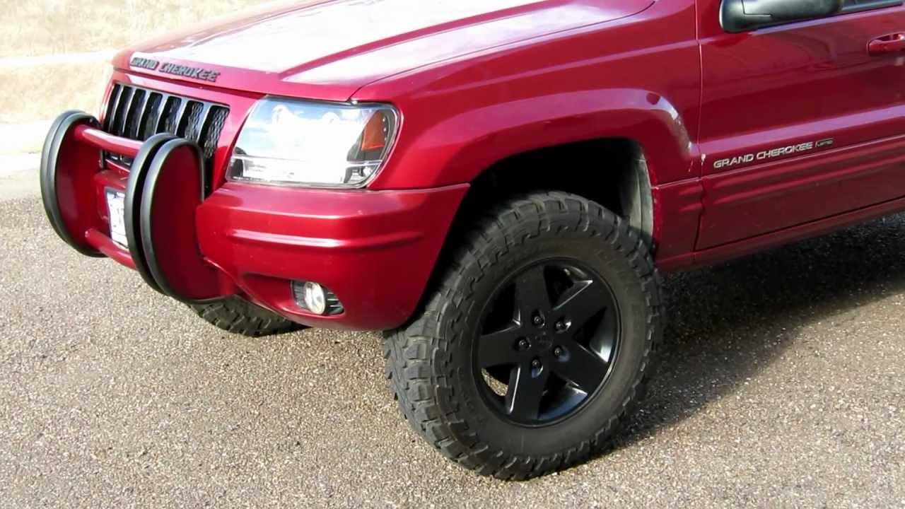 2012 Jeep Wrangler Rubicon Blacked Out Jeep Grand Cherokee Walk Around - YouTube