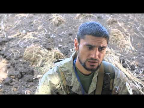 Афганец на украинской войне