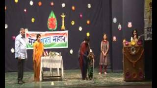Ananya got prize for singing. Teacher wanted to show to audience her singing talent. However, considering her small age (below 3 yrs), teacher asked her to s...