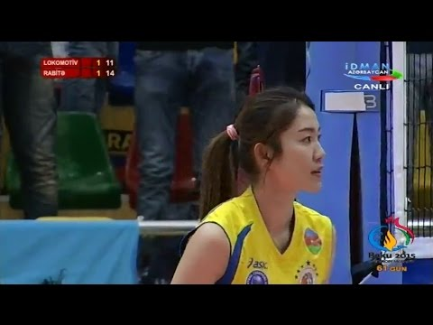 Las caribeñas reinan en la Superliga de Azerbaiján (VIDEO)