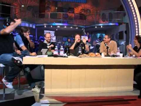 "Max Giusti & Zucchero Fornaciari ""Evitiamo la parola pompa!"" Radio2"