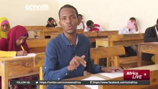 Somalia National Exam: Students Sit Their First National Examination