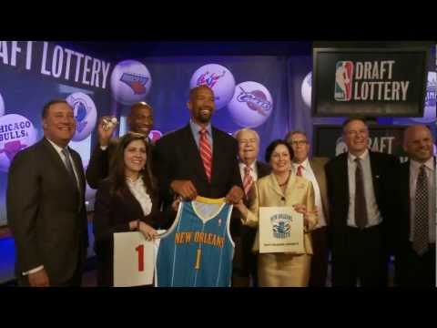 All Access: 2012 Draft Lottery