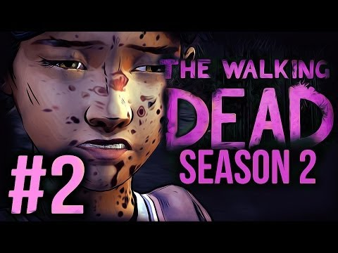 TOUGH DECISIONS! - The Walking Dead: Season 2 - Part 2 - Gameplay / Walkthrough
