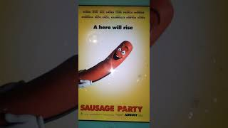 Sausage Party (2016) Movie Review