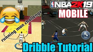 Dribble Tutorial Easiest Way to Ankle Break/Escape Defender Nba2k19 Android Mobile
