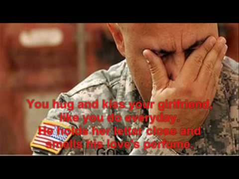 US Military Tribute - Far Away - Nickleback Video