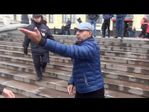 Лев Против - Невменяемый.