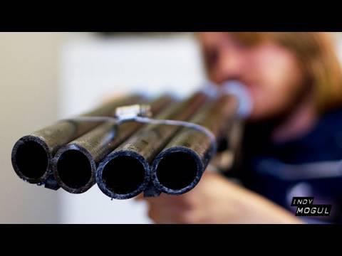 Blow Away Your Friends, Shotgun Special, DIY Tutorial : ...