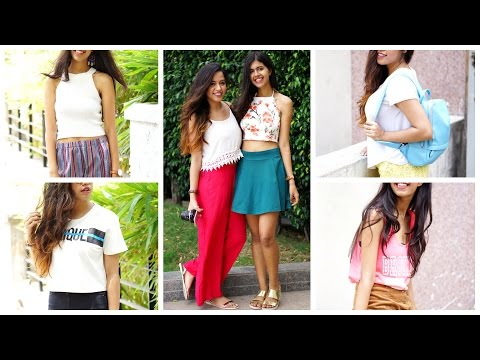 Summer Lookbook With Sejal Kumar | Debasree Banerjee