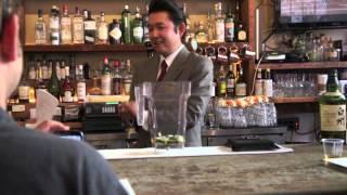 Takayuki Suzuki creates whisky cocktails