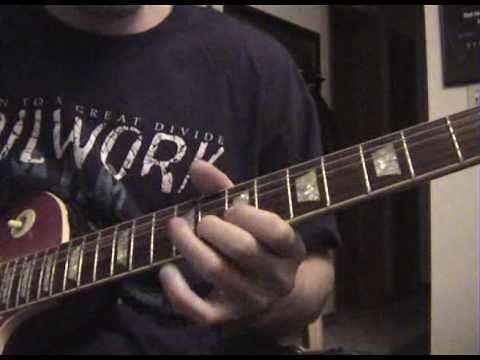 Opeth - The Baying of the Hounds Guitar Solo