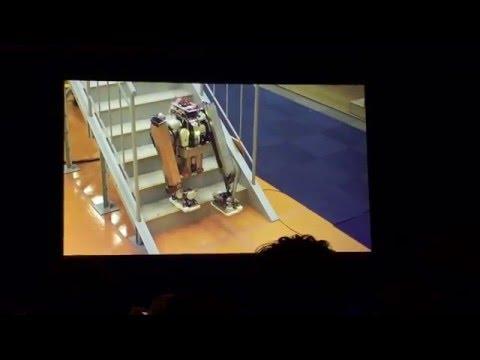 Google owned Schaft unveils new bipedal robot