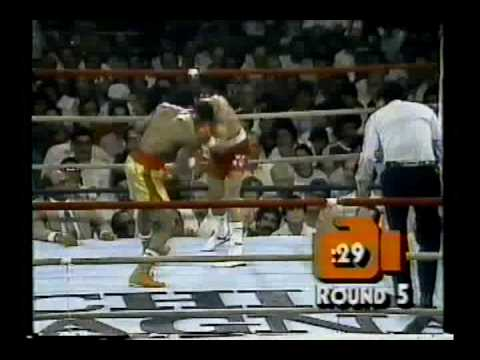 Wilfredo Gomez | Rocky Lockridge 2/5 Video