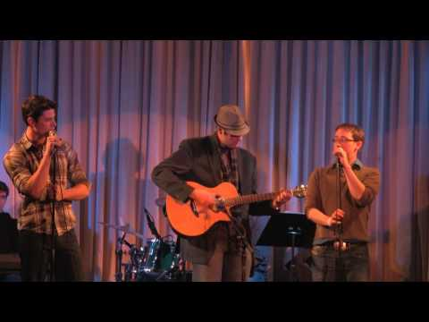 Michael Mahany & Jonathan Reid Gealt singing Here for You written by Jonathan Reid Gealt