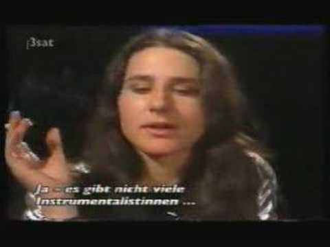 Emily Remler - interviewed in 1986