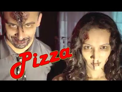 Pizza 3D Full Movie Review | Akshay Oberoi, Parvathy Omanakuttan, Dipannita Sharma