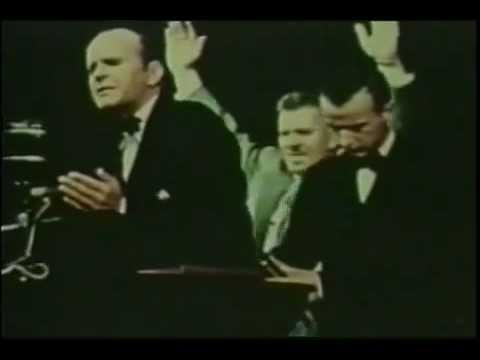 Iglesia Cristiana Jesucristo Es Amor, ICJEA. - LA CAMPAÑA DE CHICAGO  Hno. William Marrion Branham.