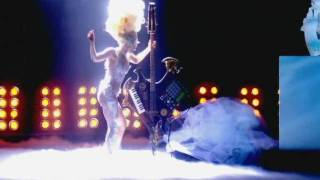 Клип Lady Gaga - Medley (Live Brit Awards 2010)