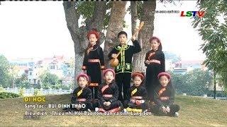 VCBG I Bài hát ĐI HỌC I Thiếu nhi Hội Bảo tồn dân ca tỉnh Lạng Sơn