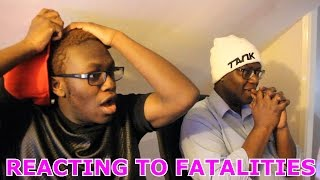 REACTING TO FATALITIES