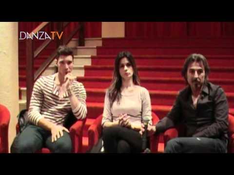 """Rossella Brescia, Luciano Cannito e Stefano De Martino: """"Sosteniamo il teatro!"""""""