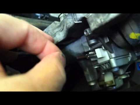 Chrysler Gen III Minivan Ignition Switch Replacement