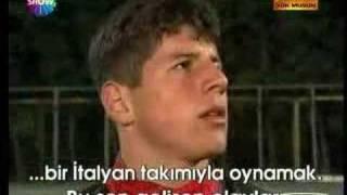 Emre Belözoğlu Komik Röportaj