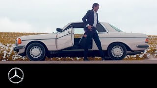 "Mercedes-Benz 230 CE in: ""La Villa""   A Homage to Festival Hyères   Villa Noailles"