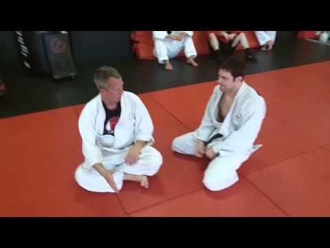 Arm Drag Guard Sweep Series Image 1