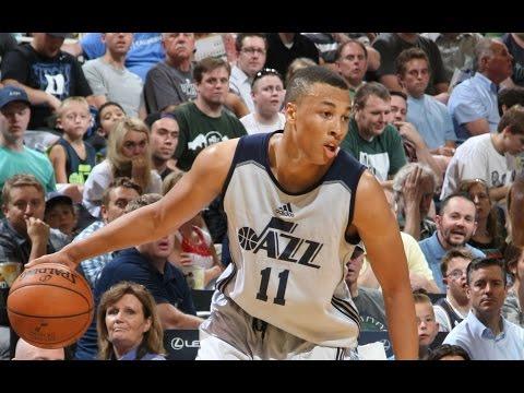 Utah Jazz's Dante Exum Plays Hero Tonight with Win