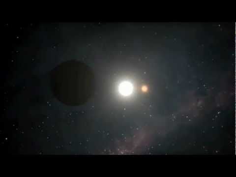 NASA: STAR WARS' Planetary System Found | Kepler 47 [HD]