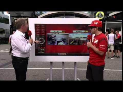 Racecraft by Fernando Alonso