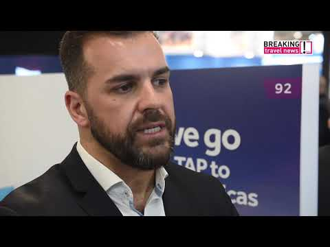 Ricardo Dinis, area sales manager, UK & Ireland, TAP Air Portugal