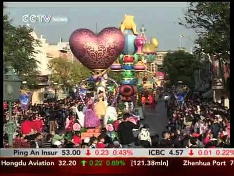 HK not threatened by Shanghai Disneyland